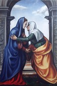 Albertineli: The Visitation
