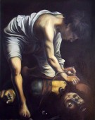 Caravaggio: David Beheading Goliath (S)