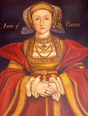 Holbein: Anne of Cleeves