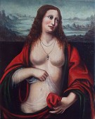 Unknown (da Vinci?): Mary Magdalene